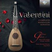 Valentini: Complete Mandolin Sonata