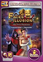 Faces of Illusion, The Twin Phantoms (Collector's Edition) PC