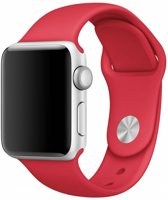 38mm Apple Watch rood sport bandje - 38mm ML