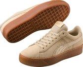PUMA Vikky Platform Sneakers Dames - Pebble-Pebble