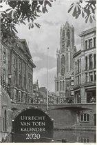 Utrecht van toen kalender 2020 - A3 formaat