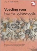 Voeding voor kooi-en volierevogels - OD Basis boek