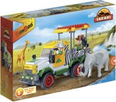 BanBao Safari Jeep - 6657