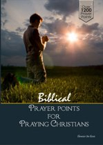 Biblical prayer points for praying Christians