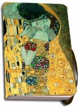 Notitieboek A6 De Kus, Gustav Klimt