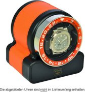 Scatola del Tempo Watchwinder Rotor One Sport Orange