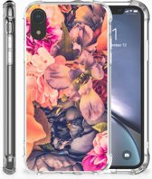 iPhone XR Shockproof Case Bosje Bloemen