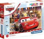 Clementoni Legpuzzel Pixar Cars 30 Stukjes