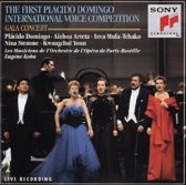 Placido Domingo Voice Competition Paris 1993