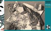 Reptielen - M.C. Escher (1000)