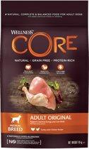 Wellness Core Grain Free Dog Original Kalkoen & Kip - Hondenvoer - 10 kg