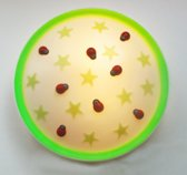 Funnylight kinderlamp lieveheersbeestjes - plafonniere met glow in the dark sterren