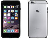Griffin Reveal Case voor de iPhone 6 Plus - Zwart/Transparant
