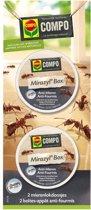 Mieren en mierennesten natuurlijk bestrijden - 2 lokdoosjes - set van 6 stuks