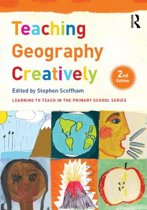 Omslag van 'Teaching Geography Creatively'