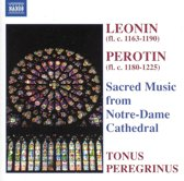 Perotin:Sacred Music From Notr