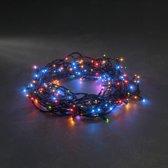 Konstsmide 3632 - Snoerverlichting - 180 lamps LED micro - speedcontroller - 1253 cm - 24V - voor buiten - multicolor