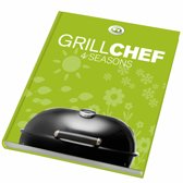 Outdoorchef Kookboek GRILLCHEF 4SEASONS Frans