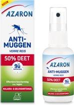 Azaron Muggenspray - Anti Muggen 50% DEET - Muggenspray