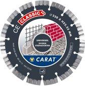 Carat diamantzaag universeel ø150x22,23mm, ce classic