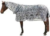Vliegendeken zebra inclusief nekdeel 215 cm