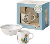 Wedgwood Peter Rabbit Kinderservies 2-delig jongen - porselein
