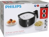 Philips Airfryer HD9980/25 - Veelzijdige mand voor de Viva Airfryer