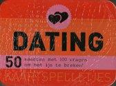 Dating kaartspel