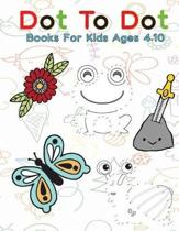 Dot to Dot Books for Kids Ages 4-10