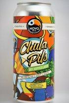 Chula Pils - 4 blikken á  43,70 cl