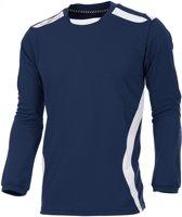 Hummel Club LM - Voetbalshirt - Mannen - Maat XXL - Blauw donker
