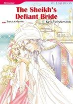 THE SHEIKH'S DEFIANT BRIDE (Mills & Boon Comics)