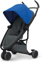 Quinny Zapp Flex Buggy - Blue on Graphite