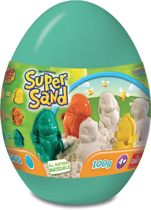 Super Sand Egg Sands Alive Green