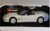 Chevrolet Corvette Convertible 1998 - 1:18 - Bburago
