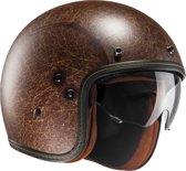 HJC Jethelm FG-70's Vintage Brown-L