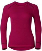 Odlo Warm shirt -Roze- Dames Maat S