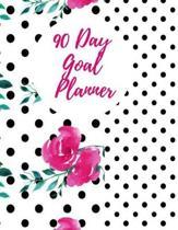 90 Day Goal Planner