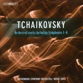 Orchestral Works - Symphonies 1-6