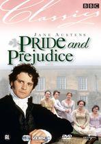 DVD cover van Pride And Prejudice (1995)