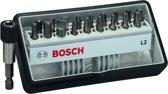 Bosch - 18+1-delige Robust Line bitset L Extra Hard 25 mm, 18+1-delig