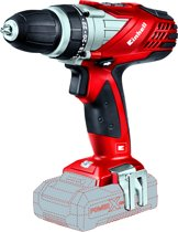 EINHELL Accu Boor-/Schroefmachine TE-CD 18 Li Solo - Power-X-Change - 18 V - 48 Nm - Zonder accu & lader
