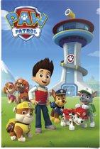 Paw Patrol team  - Poster 61 x 91.5 cm