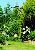 Gardman Easy Arch rozenboog - 2 x 1,4 meter - Zwart