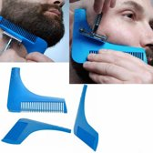 The Beard shaper - Voor de perfecte Baard lijn!