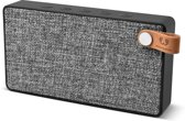 Fresh 'n Rebel Rockbox Slice Fabriq - Draadloze Bluetooth Speaker - Grijs