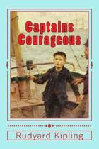 Captains Courageous with Artwork from Henry Scott Tuke