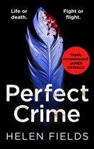 Boek cover Perfect Crime (A DI Callanach Thriller, Book 5) van Helen Fields