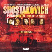 Shostakovich: Piano Quintet, Trio no.1, 5 pieces