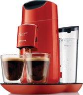 Philips Senseo Twist HD7870/80 - Koffiepadapparaat - Vuur Rood